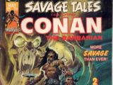 Savage Tales 4