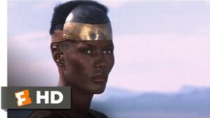 Conan the Destroyer (1984) - Zula Joins the Group Scene (4-10) Movieclips