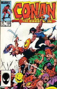 Conan the Barbarian Vol 1 169