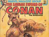 Savage Sword of Conan 70