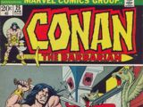 Conan the Barbarian 25