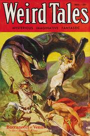 Weird tales december 1932 RE Howard