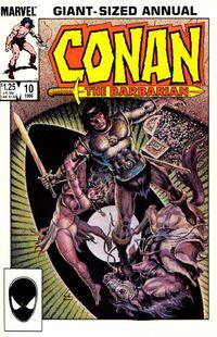 Conan the Barbarian Annual Vol 1 10