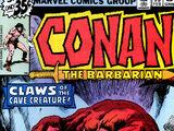 Conan the Barbarian 95