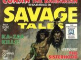 Savage Tales 1
