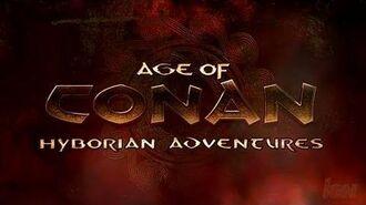 Age of Conan - Hyborian Adventures PC Games Trailer -
