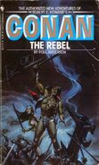 Conan Rebel Bantam
