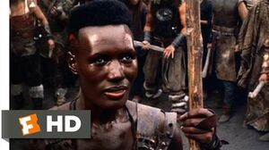 Conan the Destroyer (1984) - Setting Zula Free Scene (3-10) Movieclips