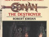 Conan the Destroyer (novelization)