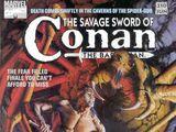 Savage Sword of Conan 210