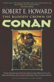 The Bloody Crown of Conan (Del Rey)