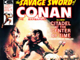 Savage Sword of Conan 7