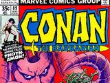 Conan the Barbarian 89