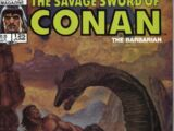 Savage Sword of Conan 125