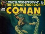Savage Sword of Conan 81