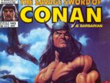 Savage Sword of Conan 143