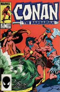 Conan the Barbarian Vol 1 159