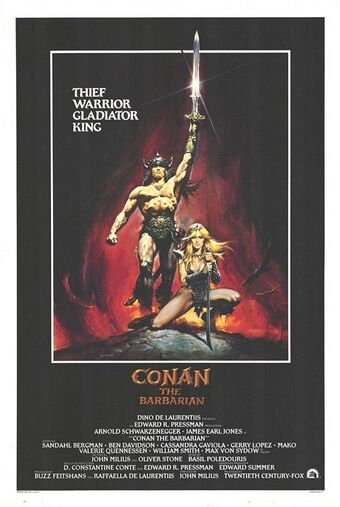 Movies and TV series | Conan Wiki | Fandom