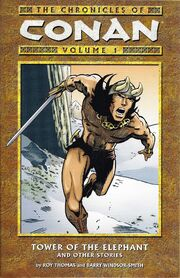 Chronicles Of Conan Vol 01 Tower of the Elephant