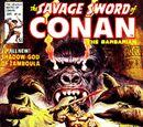 Savage Sword of Conan 14