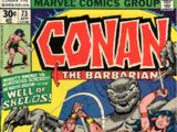 Conan the Barbarian 73