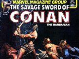 Savage Sword of Conan 71