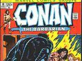 Conan the Barbarian 18