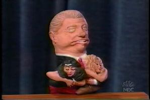 The Terrible Bill Clinton Puppet The Conan OBrien Wiki FANDOM - Wikipedia bill clinton