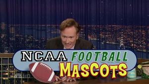 NCAA Football Mascots