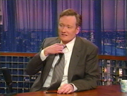 Conan's Reaction to Coke and Pepsi