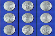 New State Quarters January 2001