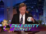 Celebrity Survey