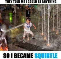 Pokemon Squirtle joke