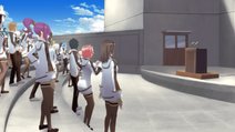 Seijin Academy students