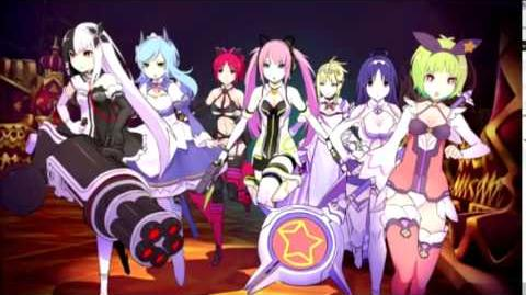 Conception II OST Track 16 Dungeon Ambient Lv 3