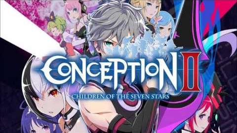 Spicate ~ 7 colored celestial sphere ~ (Conception II Children of Seven Stars OST)