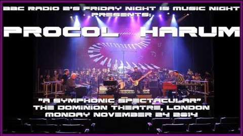 Procol Harum - 2014 Dominion London