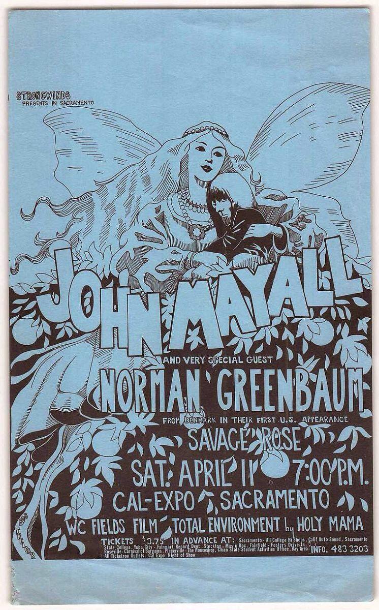 April 11, 1970 Cal Expo, Sacramento, CA | Concerts Wiki