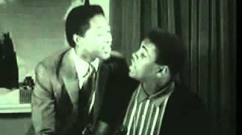 Sam Cooke and Muhammad Ali - The Gang