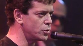 Lou Reed - Full Concert - 09 25 84 - Capitol Theatre (OFFICIAL)