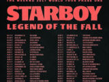 Starboy: Legend of the Fall Tour