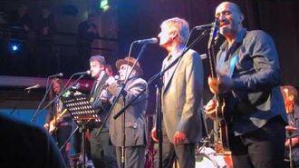 Van Morrison and Paul Jones at Cranleigh Arts Centre 15 Dec 2014