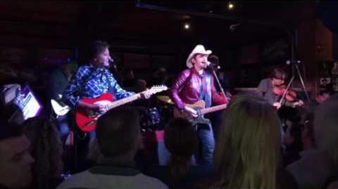 Country Roads (John Denver cover Live) - Brad Paisley and John Fogerty-0