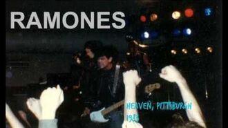 Ramones Live at Heaven, Pittsburgh, Pennsylvania, USA 14 07 1983 (FULL CONCERT)