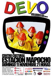 2007 Tour Poster