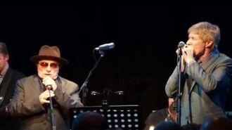 Van Morrison & Paul Jones I Got A Woman, Cranleigh 151214