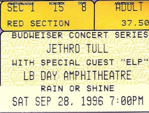 September 28 1996 Labor Day Amphitheatre Salem Or Concerts Wiki
