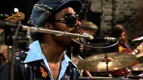 Stevie Wonder Recorded after Musikladen 10 - 1974-01-23