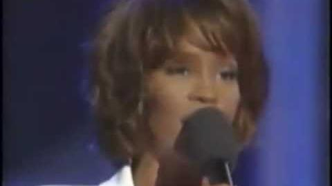 "US Open 1997 - Whitney Houston @ Arthur Ashe Stadium - ""One Moment in Time"" (live)"