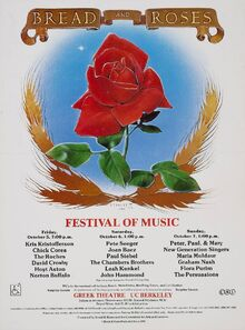 Bread Amp Roses Festival Concerts Wiki Fandom Powered By